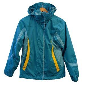LL Bean Kids Snow Jacket 3 in 1